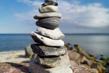Die ursprünliche Bedeutung von Steintürmen.